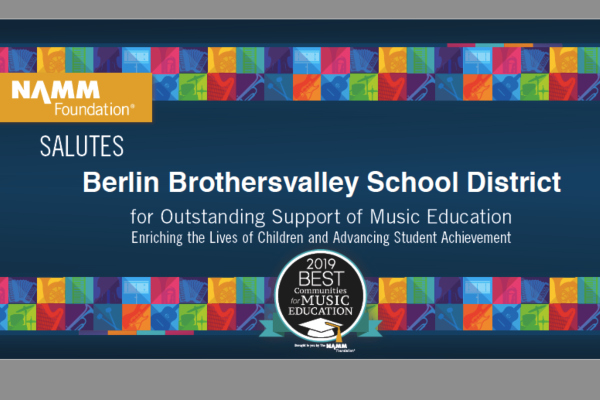 Berlin Brothersvalley School District / Homepage