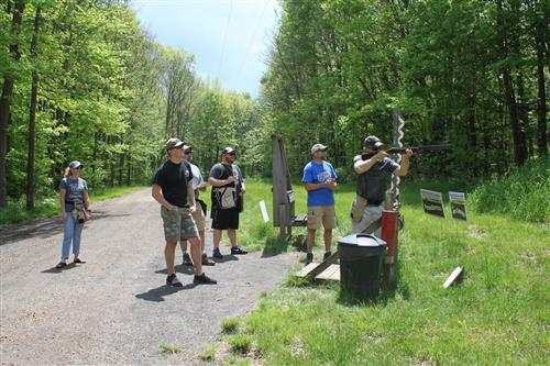 2019 Clay Pigeon Shoot