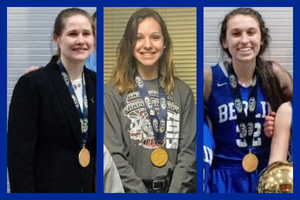 Class A All-State Girls Basketball Honors! Congratulations!