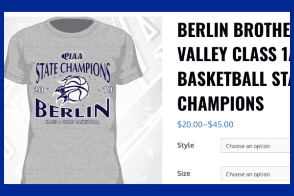 Order your State Championship T-Shirt