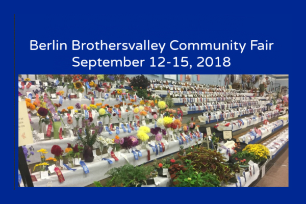 Berlin Brothersvalley Community Fair