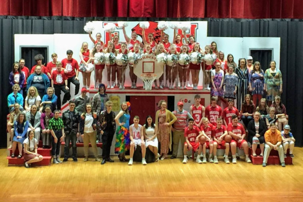 Congratulations to the cast & crew of 'High School Musical on Stage' for amazing performances!