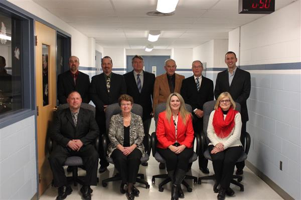BBSD School Board Members