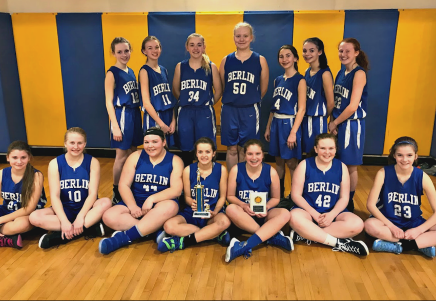 Congratulations to our Lady Mountaineer Jr. High Basketball Team!