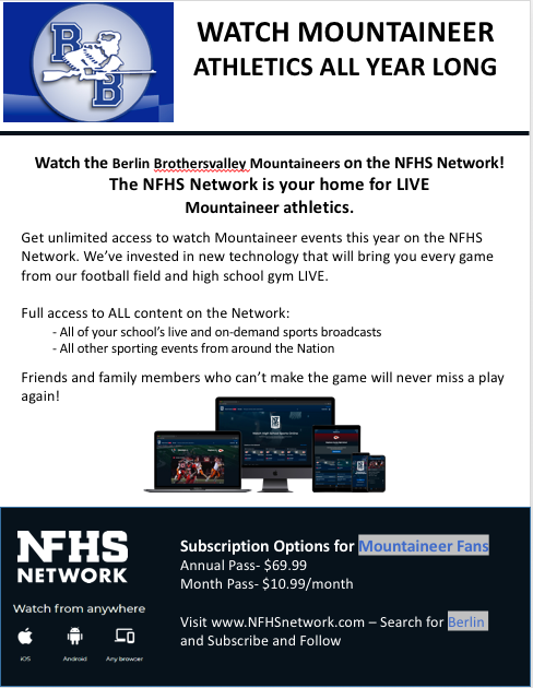 Watch NFHS Network