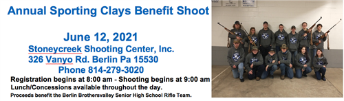 Annual Sporting Clays Benefit Shoot