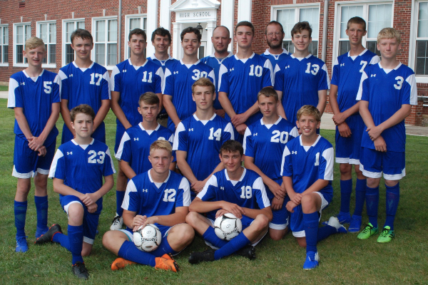 Mountaineer Soccer Team