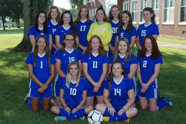 Lady Mountaineer Soccer Team
