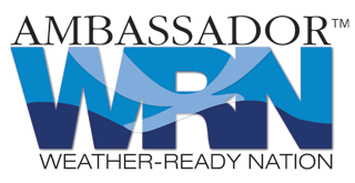Weahter-Ready Nation Ambassador logo